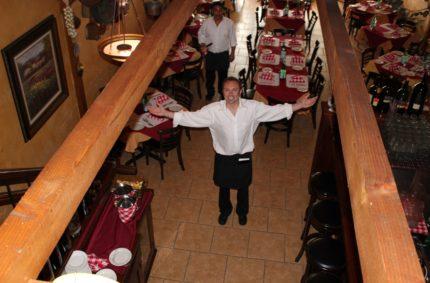 Santa Rosa Italian Restaurants - Fabio Valesi